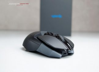 Unboxing Logitech G900 hardware cooking