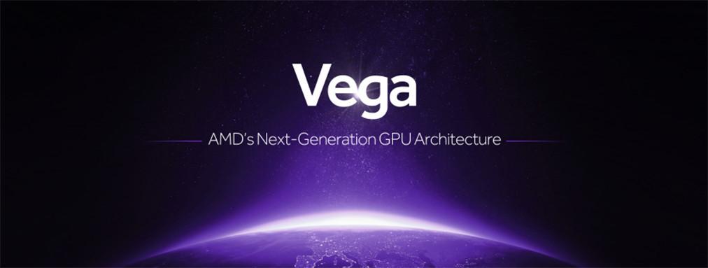 Carte graphique VEGA avec PCI-Express 4.0