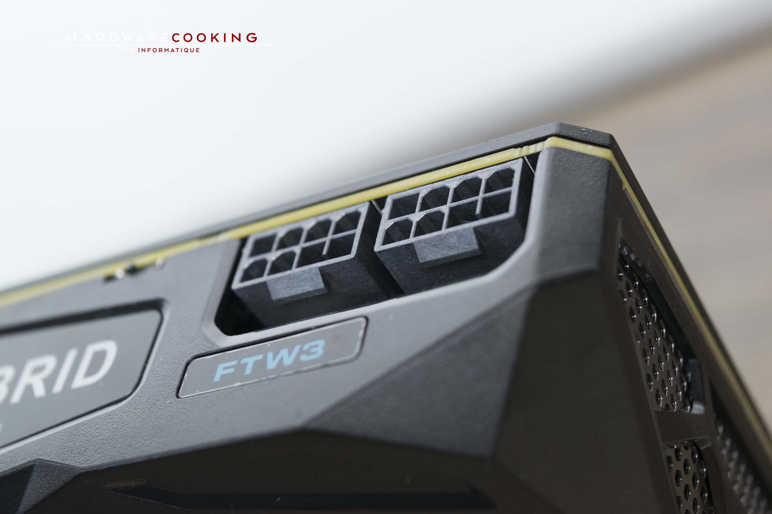 Test : EVGA GTX 1080 Ti FTW3 HYBRID - HardwareCooking
