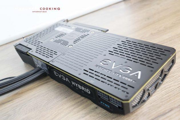 test EVGA GTX 1080 Ti FTW3 HYBRID