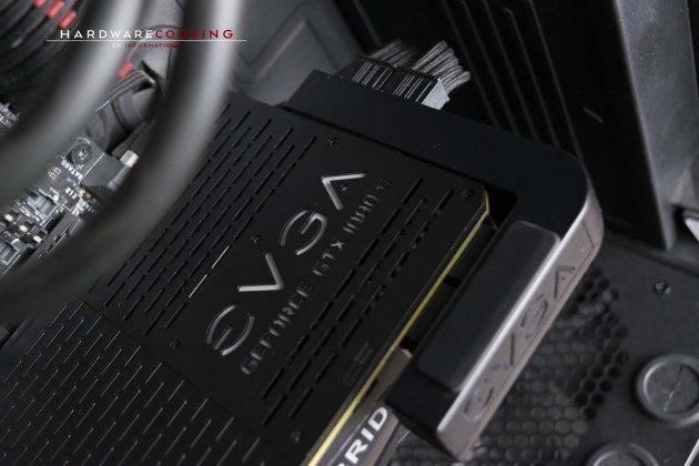 EVGA GTX 1080 Ti FTW3 HYBRID Powerlink