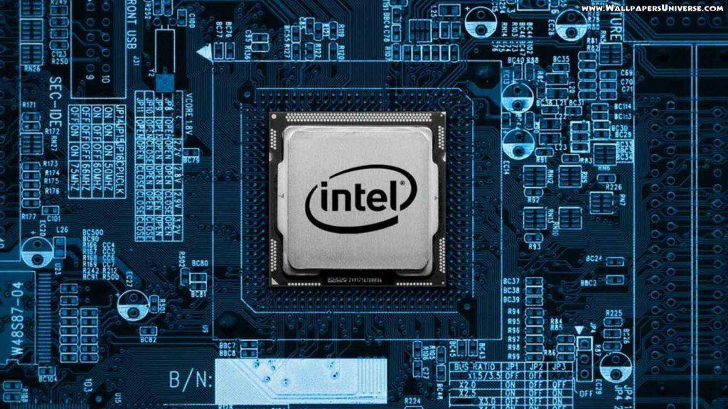 Intel Comet Like processeur 10 coeurs