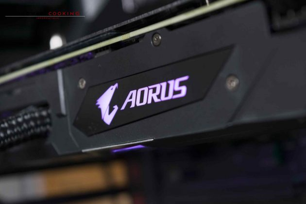 test aorus gtx1080 ti waterforce extreme et unboxing