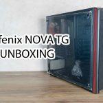 Unboxing BITFENIX NOVA TG