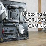 test Aorus Z370 gaming 7