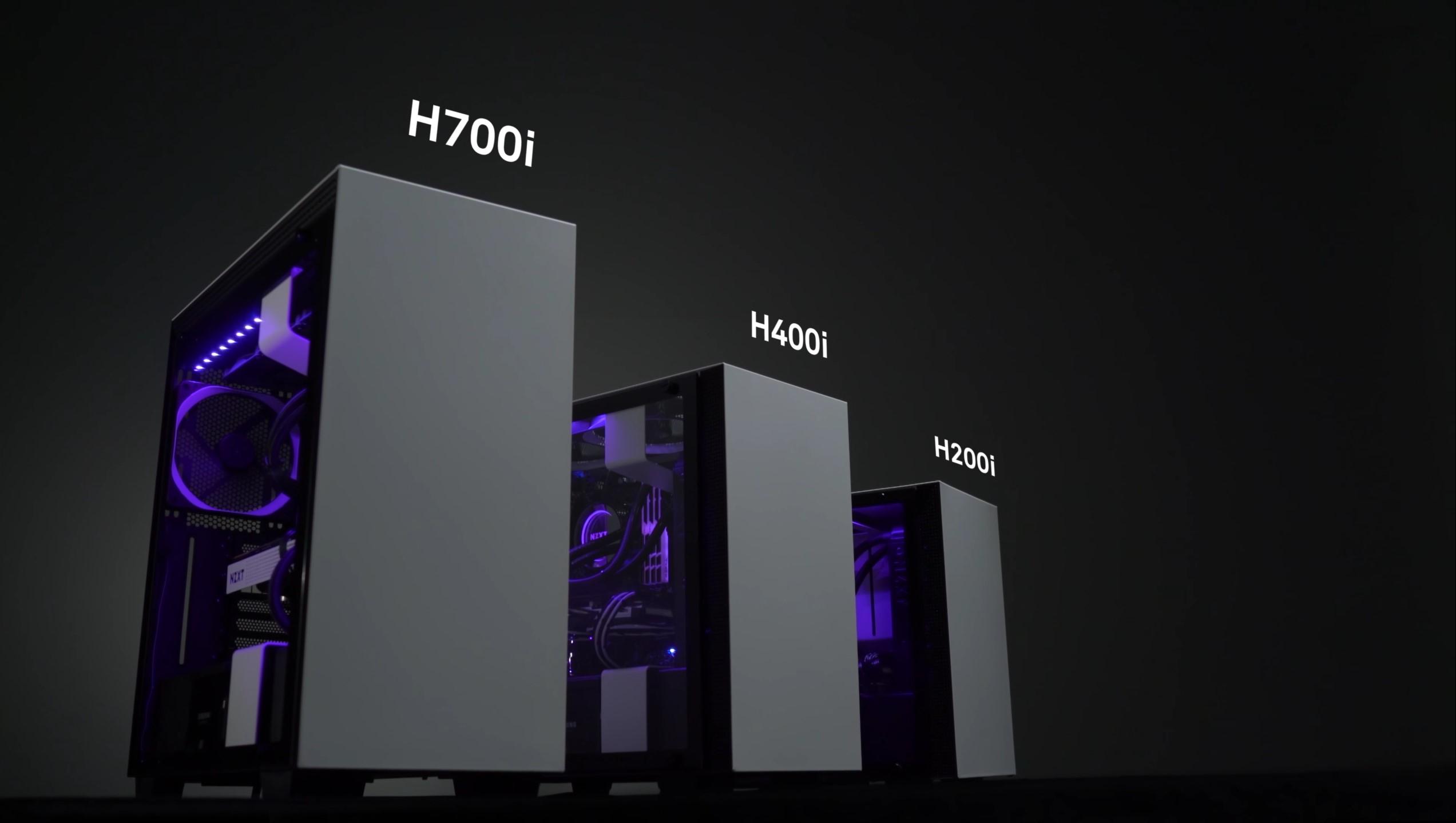 Boîtier NZXT H-series