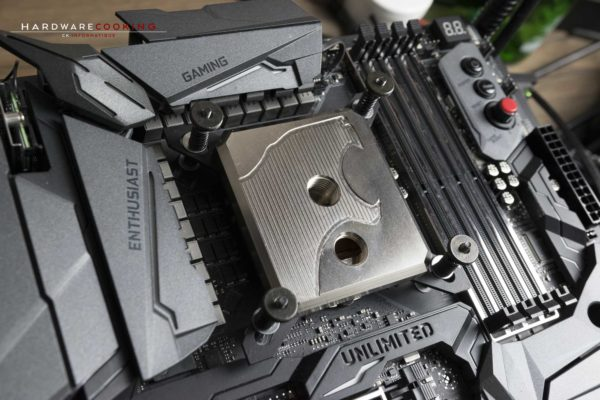 test msi z370 godlike gaming