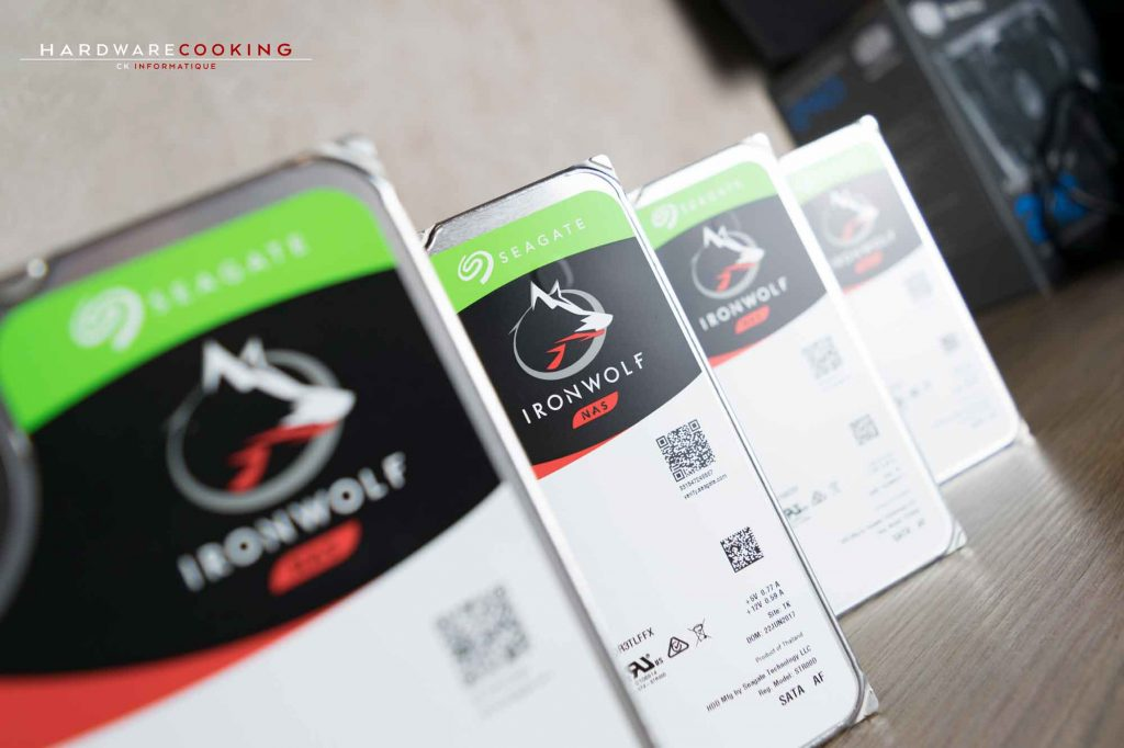 test seagate ironwolf 10tb