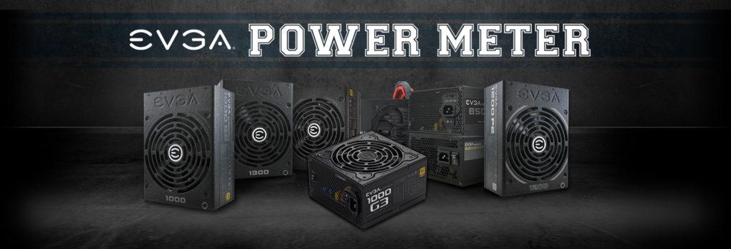 EVGA Power meter