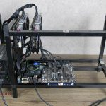 rig mining deux EVGA GTX 1070 SC