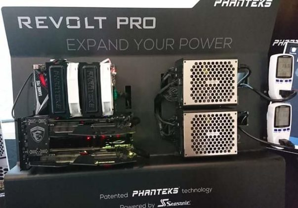 alimentation Phanteks Revolt X et Revolt pro