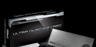 ASrock Ultra Quad M2 une carte d'extension pour vos SSD M2