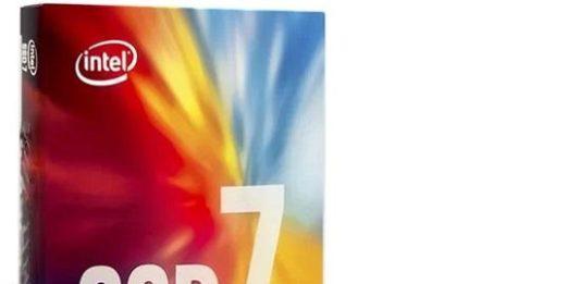 SSD Intel 7xx un débit maximum de 3200 Mo/s