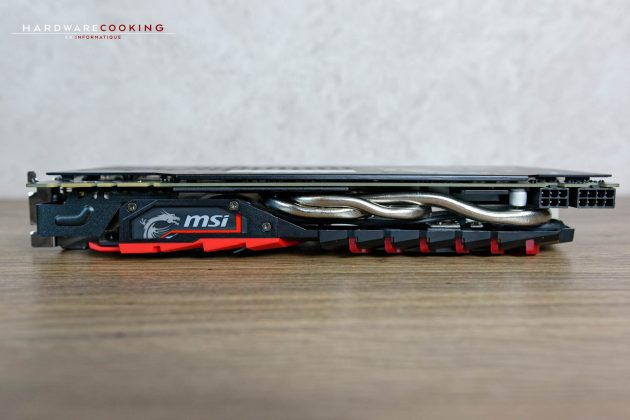test carte graphique MSI GTX 1070 Ti