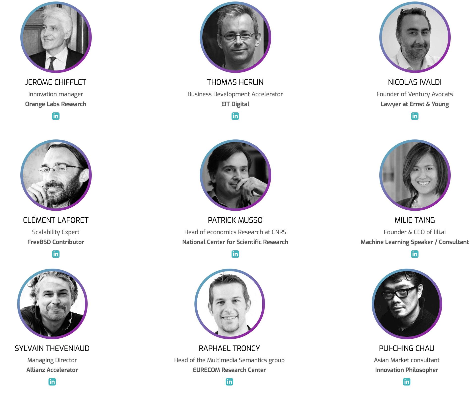 Les conseillers de l'ICO : plateforme automatisé de trading de crypto-monnaie.