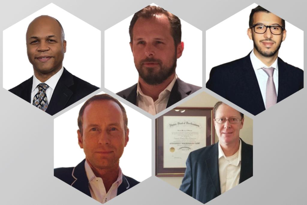 5 conseillers accompagnent et soutiennent l'ICO et le projet de Flashmoni.