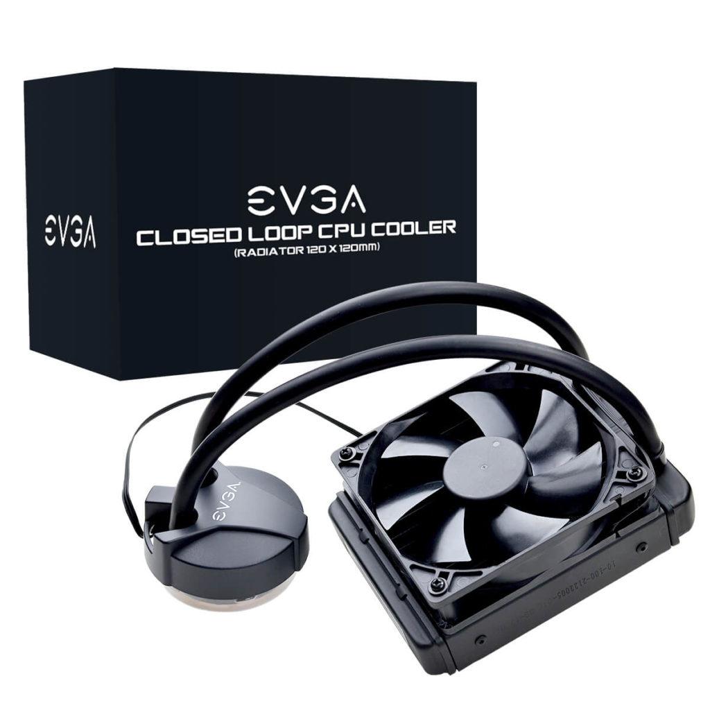 AiO EVGA CLC 120 CL11