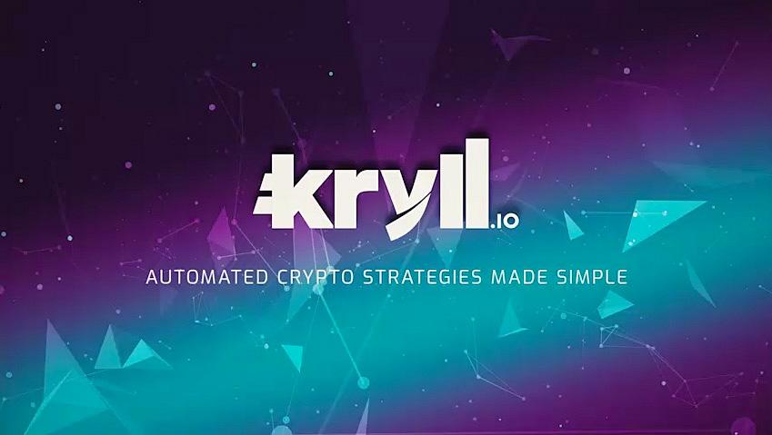 Kryll : la plaforme de crypto trading automatique simplifiée.