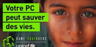 Sauvez des vies en minant avec votre ordinateur grâce au programme GAME CHAINGER de l'Unicef.