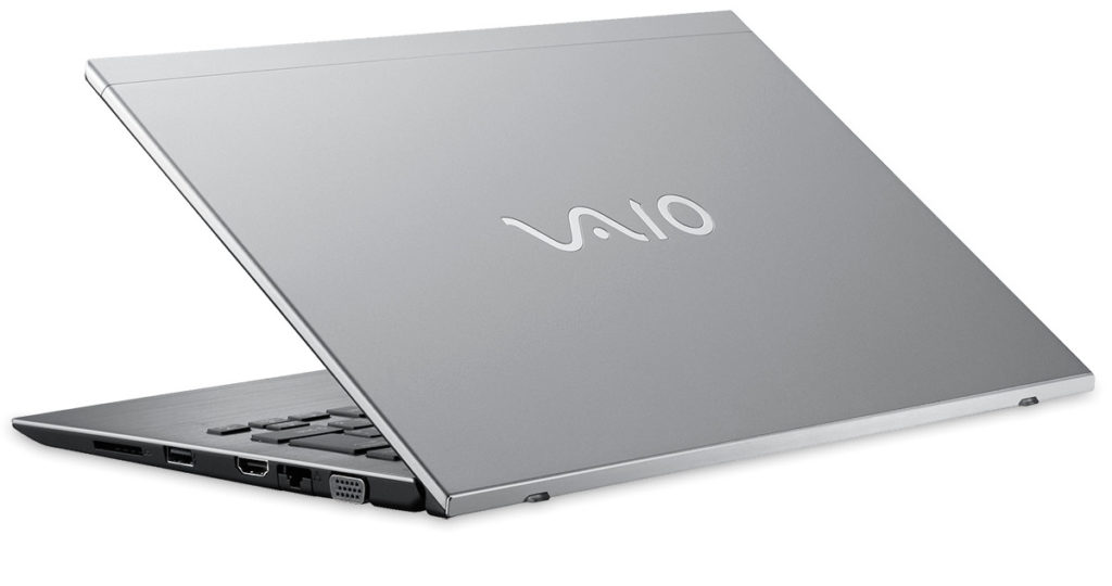 PC portable SONY VAIO S