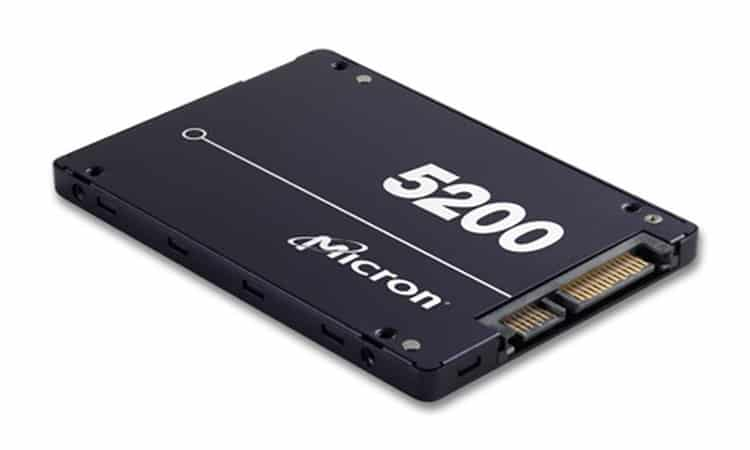 SSD Micron 5200 série