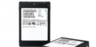 SSD Samsung PM1643 30To