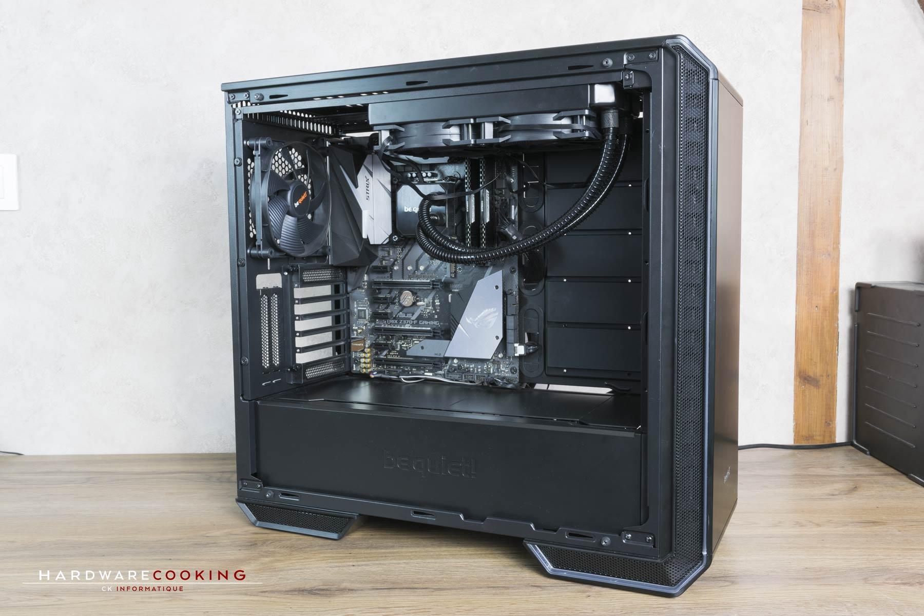 Test : ASUS ROG STRIX Z370-F GAMING - HardwareCooking