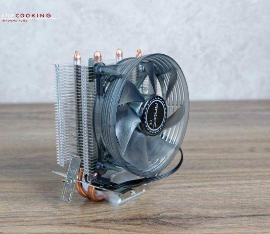 Test ventirad Antec A30