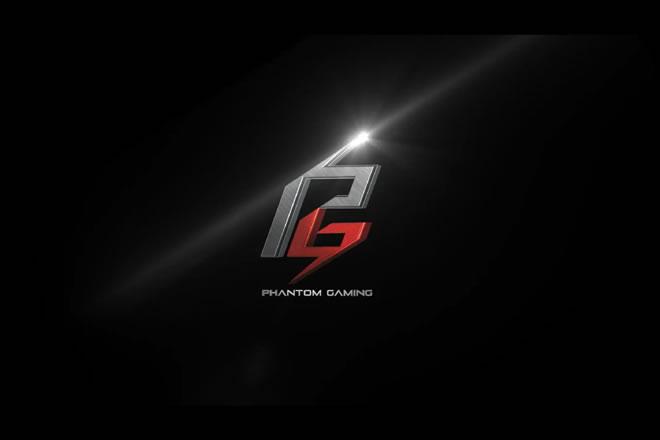 """En visionnant cette vidéo nous apprenons qu'elle dispose d'un système de refroidissement doté de deux ventilateurs avec en leur centres un nouveau logo pour la série """"Phantom Gaming"""", le logo de la marque sur la tranche"""