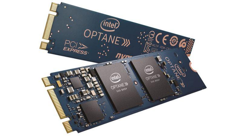 SSD Intel Optane 800p