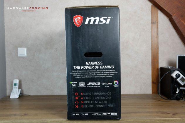 Test PC MSI Aegis Ti3 8-02SXEU