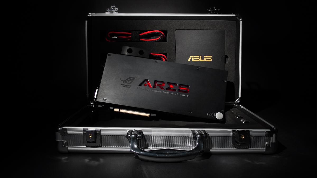 Cart graphique ASUS AREZ pour AMD