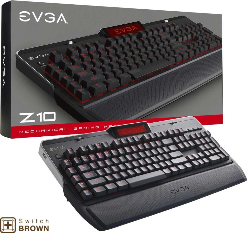 Clavier mécanique EVGA Z10