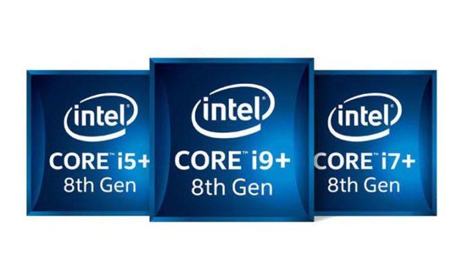 Processeur Intel Core i5+ et i7+