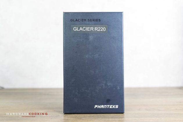 Réservoir Phanteks Glacier R220 bundle