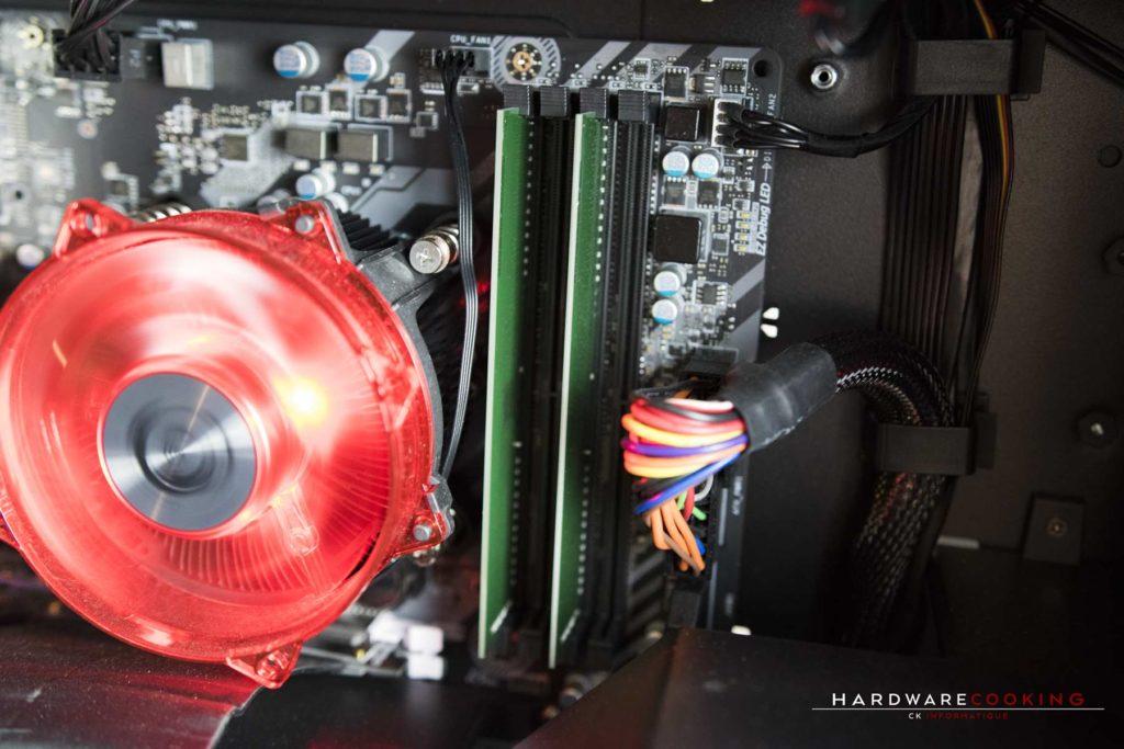Test PC MSI Infinite A VR7RD-04STW Cart egraphique GTX 1070