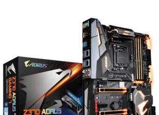 Carte mère AORUS Z370 GAMING 7 SSD Intel Optane intégré