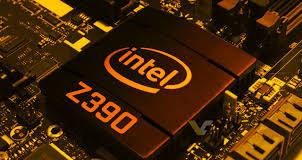 intel cpu chipset z390