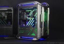 Rig du jour : Project CosmsoX par St.Jimmy's PC Modding