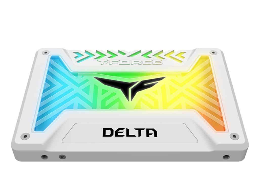 SSD T-Force Delta RGB