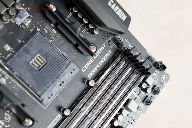 Test carte mère MSI X470 GAMING PRO CARBON AC