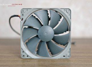 Test ventilateur Noctua NF-P12 redux