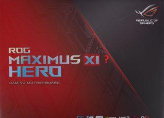 Asus ROG Maximus XI chipset Intel Z390