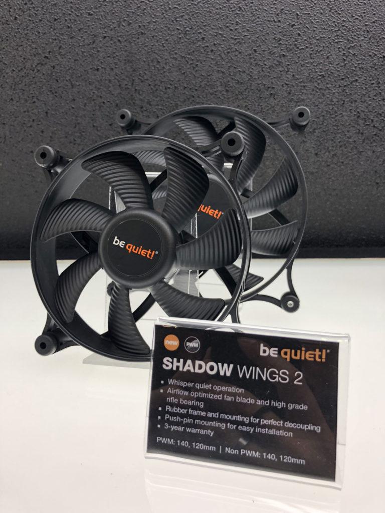 Ventilateur Be Quiet! Ventilateur Shadow Wing 2