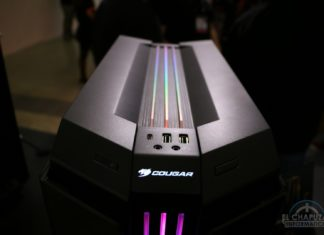 Computex 2018 : Boîtier Cougar Gemini T