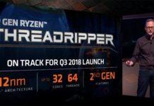 Processeur AMD Ryzen Threadripper 2 seconde génération jusqu'à 32 cœurs 64 threads