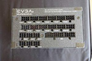 Alimentation EVGA SUperNova 2000 G+