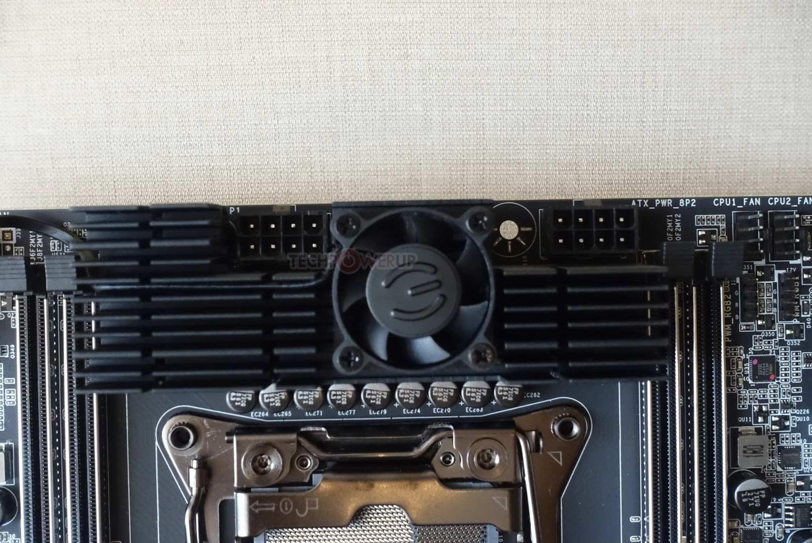 Carte mère EVGA X299 Micro 2