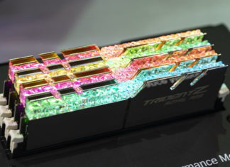 Mémoire DDR 4G.Skill Trident Z Royal RGB