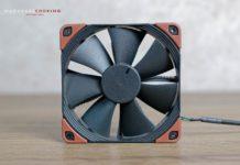 Test ventilateur Noctua NF-F12 industrialPPC-2000 PWM et industrialPPC-3000 PWM